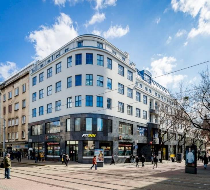 OFFICE CENTER POŠTOVÁ