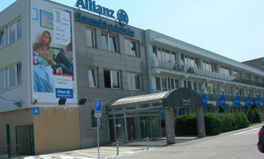 AB ALLIANZ - SLOVENSKÁ POISŤOVŇA, A.S.