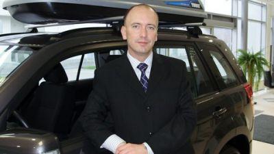 Andrej Ilavský, vedúci organizačnej zložky