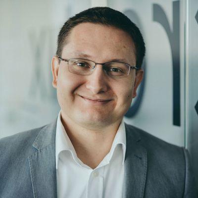 Ing. Kamil Krauspe , PhD., konateľ